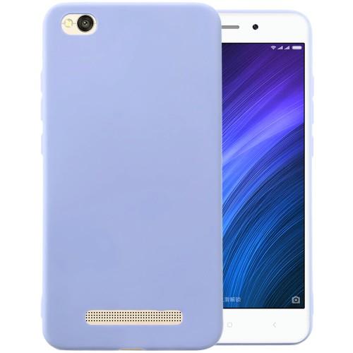 Силикон iNavi Color Xiaomi Redmi 4a (фиолетовый)