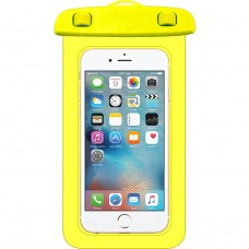 Водонепроницаемый карман WaterProof Case (жёлтый)