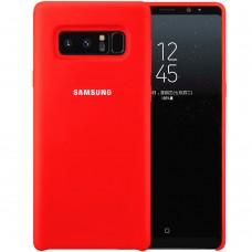 Силикон Original Case HQ Samsung Galaxy Note 8 (Красный)