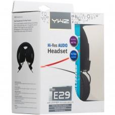 Наушники-гарнитура Sonic Sound E29 Bluetooth Wireless Stereo (Чёрный)