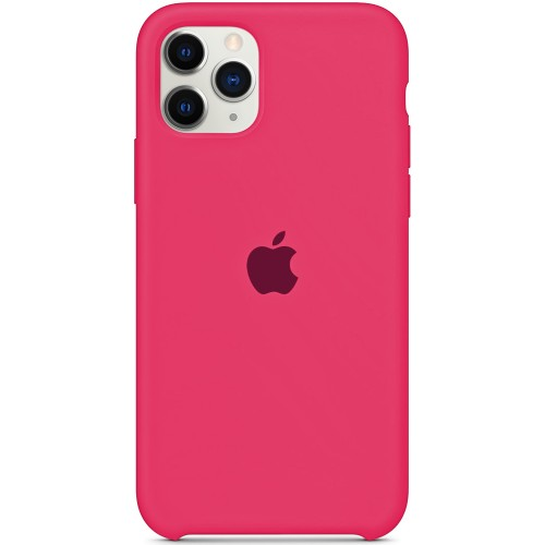 Силиконовый чехол Original Case Apple iPhone 11 Pro Max (56) Cyclamen