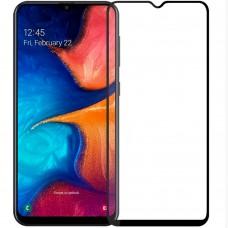 Стекло Samsung Galaxy A20 (2019) Black