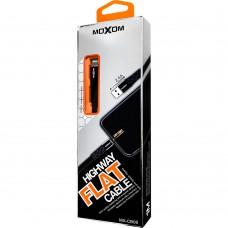 USB-кабель Moxom MX-CB08 (Lightning) (Чёрный)