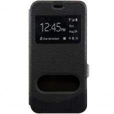 Чехол-книга Wave Cover Huawei Y3-2 (черный)