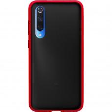 Накладка Totu Gingle Series Xiaomi Mi9 SE (Красный)