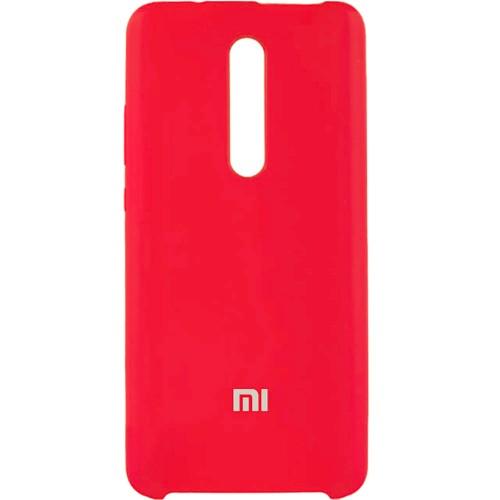 Силиконовый чехол Original Case Xiaomi Redmi MI9T / K20 Pro (Красный)