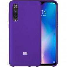 Силикон Original Case Xiaomi Mi9 SE (Фиолетовый)