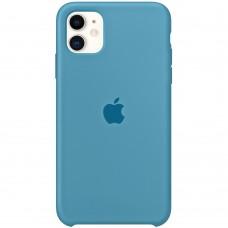 Чехол Silicone Case Apple iPhone 11 (Cactus)