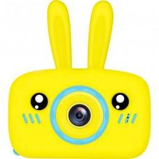 Детская фотокамера Baby Photo Camera Rabbit (Yellow) Gadgik