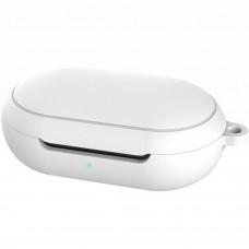 Чехол для наушников Full Silicone Case Samsung Galaxy Buds (07) White
