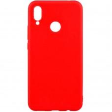 Силиконовый чехол Multicolor Huawei Honor 8X (красный)