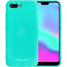 Силикон Molan Shining Huawei Honor 10 (Бирюзовый)