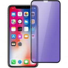 5D Стекло Anti-Blue Light Apple iPhone XR / 11 Black
