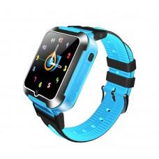 Детские смарт-часы Smart Baby Watch E7+ (Blue)