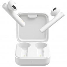 Беспроводные наушники-гарнитура Xiaomi Mi True Wireless Earphones 2 SE (BHR4089GL) (уценка) 1 кат