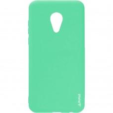 Силиконовый чехол iNavi Color Meizu M6s (Бирюзовый)