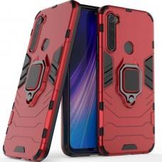 Бронь-чехол Ring Armor Case Xiaomi Redmi Note 8 Pro (Красный)