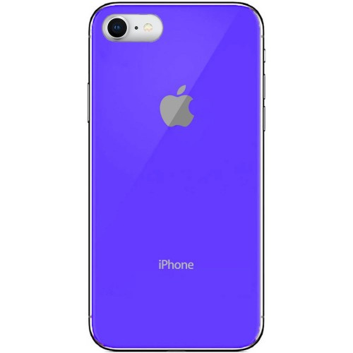 Накладка Premium Glass Case Apple iPhone 6 / 6s (Фиолетовый)