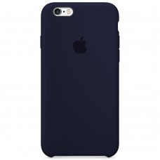 Силикон Original Case Apple iPhone 6 Plus / 6s Plus (09) Midnight Blue