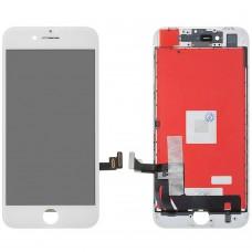 Дисплейный модуль Apple iPhone 8G (White) (High Copy)