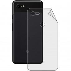 Защитная плёнка Matte Hydrogel HD Google Pixel 3 XL (задняя)