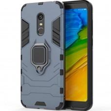 Бронь-чехол Ring Armor Case Xiaomi Redmi 5 Plus (Пыльная бирюза)