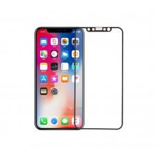 Защитное стекло 3D Apple iPhone X / 11 Pro Black