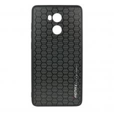 Силиконовый чехол Remax Gentelman Xiaomi Redmi 4 Prime (Honeycomb)
