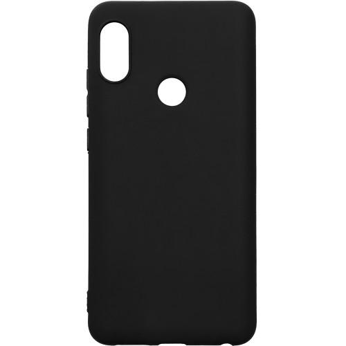 Силикон iNavi Color Xiaomi Redmi Note 5 / Note 5 Pro (чёрный)