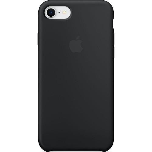 Чехол Silicone Case Apple iPhone 7 / 8 (Black)
