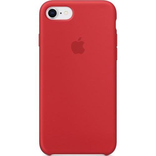 Чехол Silicone Case Apple iPhone 7 / 8 (Red)