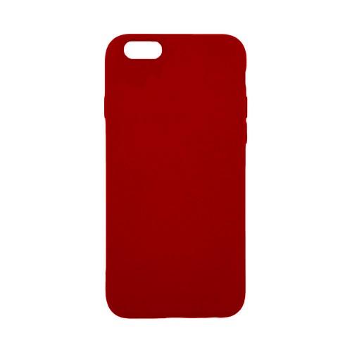 Силикон Graphite Apple iPhone 7 / 8 (красный)