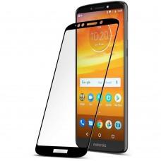 Стекло 3D Motorola Moto E5 Plus Black