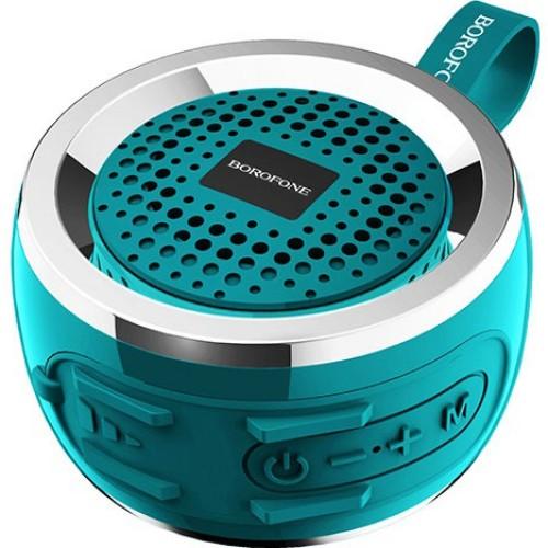 Портативная акустика Borofone BR2 (Зелёный)