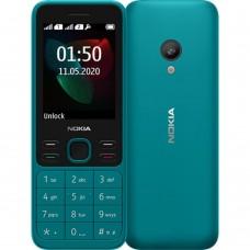 Мобильный телефон Nokia 150 Dual Sim (2020) (Cyan)