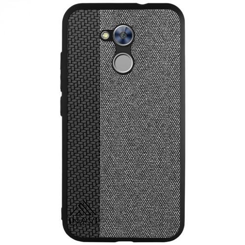 Силиконовый чехол Inavi Huawei Honor 6A (черный)