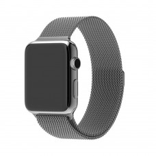 Ремешок Milanese Loop Apple Watch 42 / 44 mm (Grey)