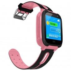 Детские смарт-часы Smart Baby Watch S4 (Pink)
