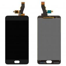 Дисплейный модуль Meizu M5s (M612) (Black)