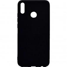 Силиконовый чехол Multicolor Huawei Honor 8X (черный)