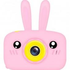 Детская фотокамера Baby Photo Camera Rabbit (Pink) Gadgik