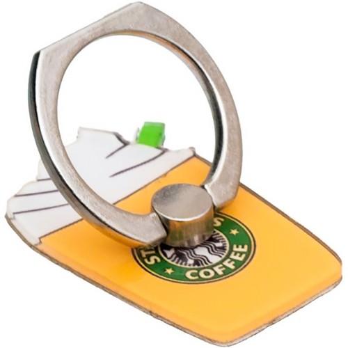 Кольцо для телефона Capuccino (Коричневый)