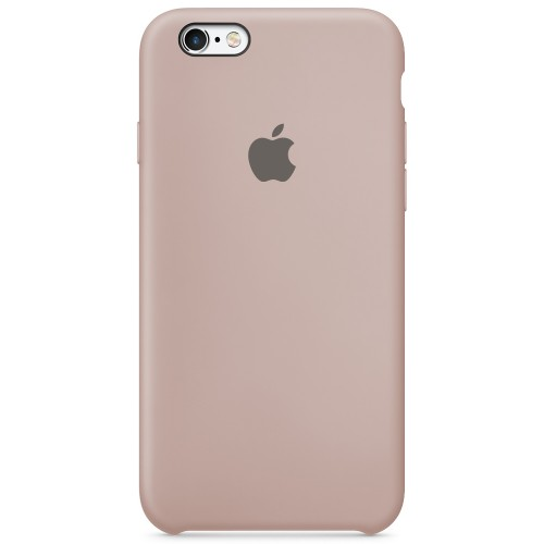 Силиконовый чехол Original Case Apple iPhone 6 / 6s (33) Pebble