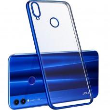 Силиконовый чехол UMKU Line Huawei Honor 8X (Синий)