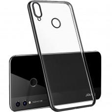 Силиконовый чехол UMKU Line Huawei Honor 8X (Чёрный)