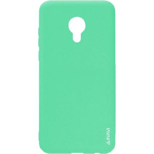 Силикон iNavi Color Meizu M3 Mini / Meizu M3s Mini (Бирюзовый)
