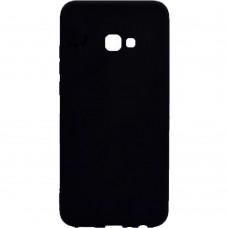 Силиконовый чехол Graphite Samsung Galaxy J5 Prime G570 (черный)