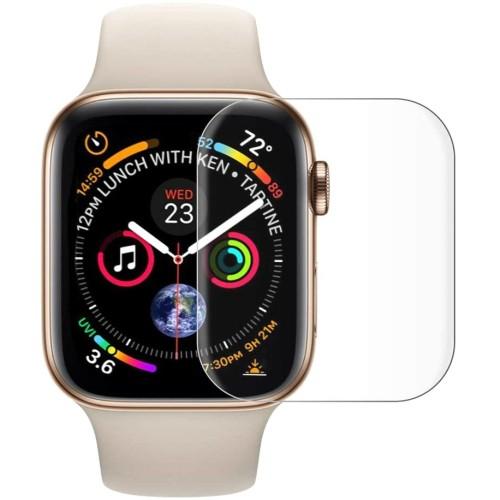 Стекло 5D UV Glue Apple Watch 42mm (Clear)