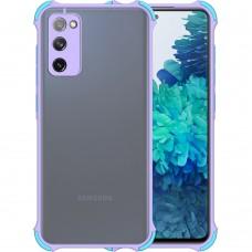 Чехол Armor Frame Samsung Galaxy S20 FE (Фиалковый)