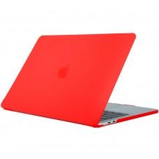 Чехол-накладка Apple Macbook 15.4 Pro 2020 (Red)